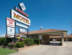 Buckaroo Motor Inn - Australia Accommodation