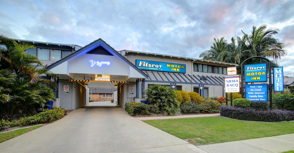 Fitzroy Motor Inn - Australia Accommodation