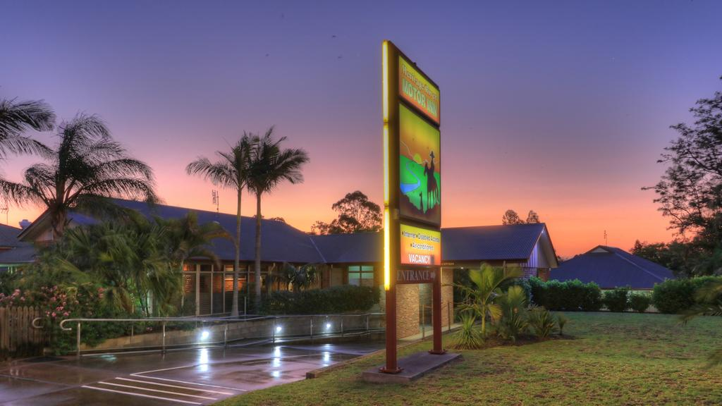 Heritage River Motor Inn - Australia Accommodation