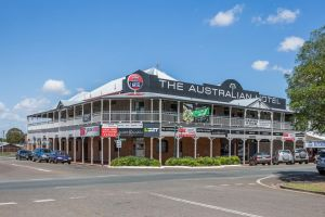 The Australian Hotel Murgon - Australia Accommodation