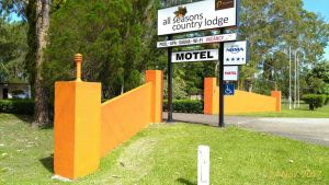 All Seasons Country Lodge - Australia Accommodation