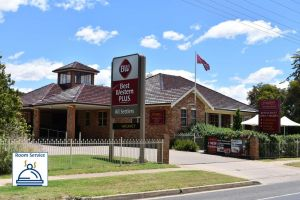 Best Western Plus All Settlers Motor Inn - Australia Accommodation