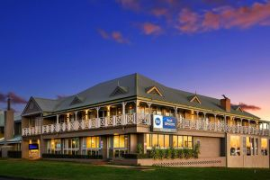 Best Western Sanctuary Inn - Australia Accommodation